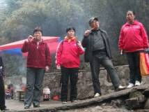 渝州网友在凯里舞阳河游览